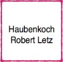 Robert Letz