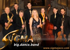 Sigma big.dance.band