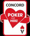 Poker mit Herz