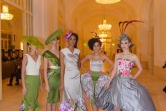 Models Gruppenfoto