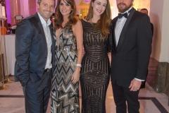 Madeline ZIMA, Ryan Alexandre SNOW, Manfred und Nelly BAUMANN